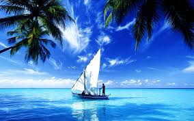 Ocean Background Hd Boat Ocean Wallpapers Hd Pixelstalk Net