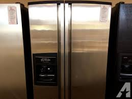 Fine Kitchenaid Superba 42 Refrigerator Side By 640 X To Design