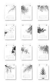 Free 2016 Trees Calendar