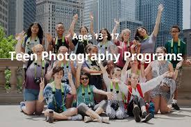 Teen art camps chicago