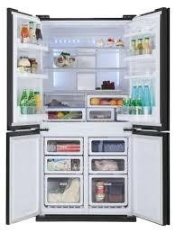 <b>Холодильник Sharp SJ-FJ97VBK</b> — купить по выгодной цене на ...