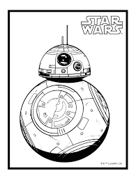 70 Beautiful Photos Of Star Wars The Force Awakens Coloring Pages
