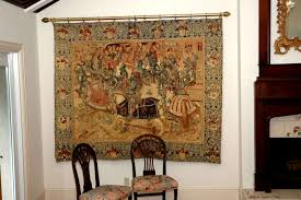 how to hang an oriental rug