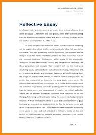 sample of reflection essay azzurra castle  sample of reflection essay reflective essay on new perspectives on leadership 2 728 jpg cb 1436491214