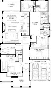 Small Picture The New Hampton Four Bed Hampton Style Home Design Plunkett Homes