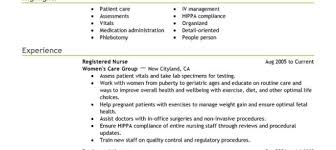 effective nursing resume keywords to use resume words .