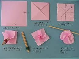 1 花紙を使ったポンポン、桜、カーネーションの作り方あれこれ 1.1 1・花紙を使ったポンポンの作り方 1.2 2・花紙を使った桜の作り方 1.3 3・花紙を使ったカーネーションの作り方 1.4 4・花紙を切ってまとめて捻るタイプ 新聞紙で作るバラの花 ハンドメイドって 大好き 楽天ブログ マスキングテープカード 折り紙 折り紙 バラ