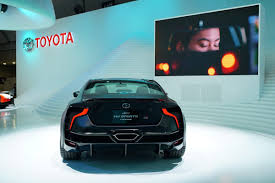 Toyota GR HV Sports Looks Like an 86 Targa Made in China in Tokyo ...
