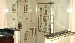 hard water stains on glass shower doors how to get water spots off glass shower doors