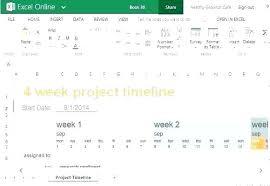 Free Construction Timeline Template Excel Format Mediaschool Info
