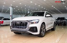 Mục sở thị Audi Q8 2019 đầu tiên Việt Nam, nổi bật với dàn loa hơn 100  triệu đồng
