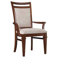 upholstered dining room chairs with arms. Hooker Furniture Abbott Place Upholstered Dining Arm Chair - Set Of 2 Room Chairs With Arms S