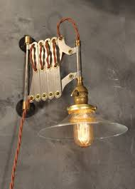 vintage industrial lighting undermounted kitchen sink fireplace