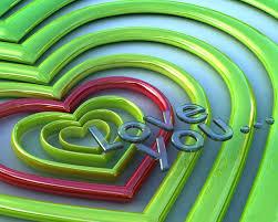 stylish-love-you-heart-wallpaper - 5839 ...