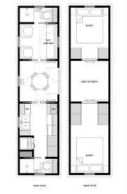 floor plans tiny house design