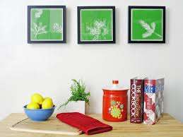 Blank Kitchen Wall 7 Diy Art Projects To Try Hgtvs Decorating Design Blog Hgtv