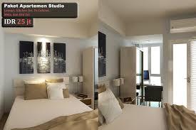 deko furniture. Biaya / Harga Paket Untuk Interior Dan Furniture Apartemen Studio Deko -