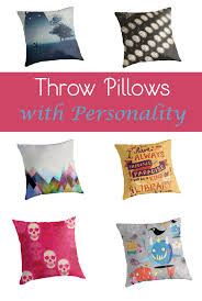 Concept Cool Couch Pillows With Personality For The Collegebound Models Ideas
