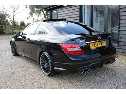 mercedes amg c63 2014. Modren C63 Used MercedesBenz C Class C63 AMG MCT 2DR COUPE 1 OWNER For Sale Throughout Mercedes Amg 2014 S