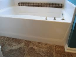 well the problem is the tub i did not want to replace the when it is a very nice tub i also didn t want them to rip it out to put the