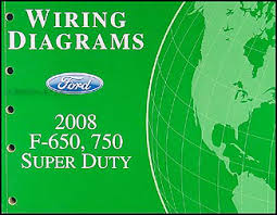 2008 f750 wiring diagram 2008 wiring diagrams 2008 ford f650 f750 super dutytruck wiring diagram manual original