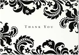 Shadow Tapestry Thank You Notes (Stationery, Note Cards) (Note Card ...
