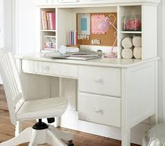 incredible white desk with storage madeline storage desk hutch pottery barn kids