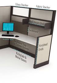 office cubicles accessories. Cubicle Diagram Left Side Right Office Cubicles Accessories B
