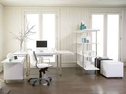 futuristic office furniture. home officeminimalist small office idea with futuristic desk and statue modern white furniture