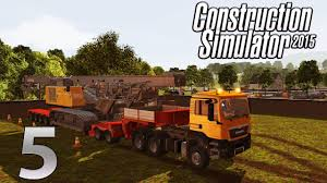 Construction Simulator 2015 Ep5 A Look At The New Dlc Pt1 Youtube Construction Simulator 2015 Moddownload