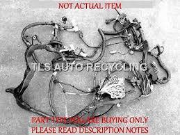 2008 bmw 328i e90 engine wire harness module 12517566552 2008 bmw 328i e90 engine wire harness module 12517566552