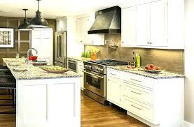 Shaker Cabinet Hardware Placement Shaker Kitchen Cabinet Handle