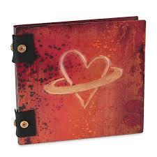 Heart In Orbit Album Orbiting Hearts Handmade Copper Albums By Cam