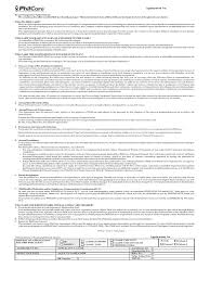 Philcare Application Form 07302013 Medical Diagnosis Health Care