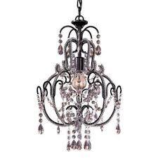 1 light taylor bronze mini chandelier