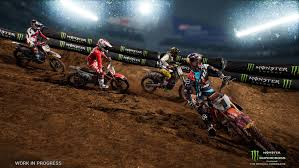 most riders will feature in the monster energy supercross game milestone