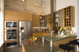 Modern Chic Kitchen Designs A Chic 21st Century Modern Kitchen By The Inman Company