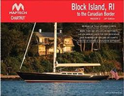 Chartkit Region 2 Block Island To Canadian Border