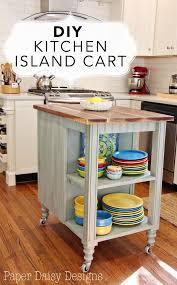 Best 25 Rolling Kitchen Cart Ideas On Pinterest Kitchen Cart Within Rolling Kitchen  Island Plans Plan ...