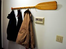 Canoe Paddle Coat Rack Canoe Paddle Coat Rack DIY Projects Pinterest Canoeing 3