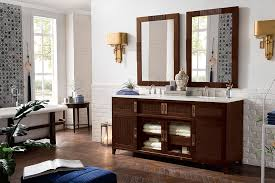 isaac edwards collection 72 double vanity warm espresso