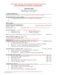 Free Resume Templates For Word 2010 Jospar Resume For Study