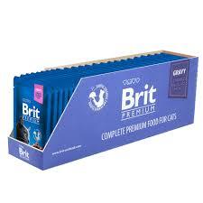 Пауч <b>Brit Premium</b> для кошек Chicken & <b>Turkey</b> Курица и индейка ...