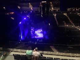 concert seat view for madison square garden section 222