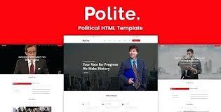 Political Template Jimbutt Info