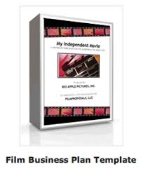 Film Template For Photos Business Plan Template For Film
