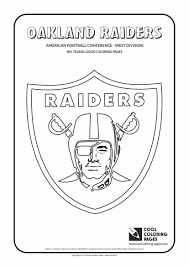 Nfl Coloring Pages Broncos Free Coloring Pages