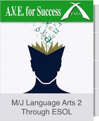 M J Language Arts 2 Through Esol Free Course By Florida