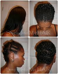 Crochet Braids Braiding Pattern Adorable Crochet Braids Install 48 Long Straight Kanekalon Hair Simply