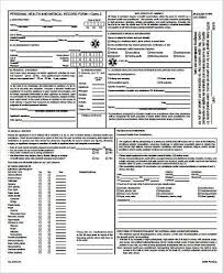 Boy Scout Medical Form Gorgeous Sample Boy Scout Physical Forms 48 Free Documents In Word PDF